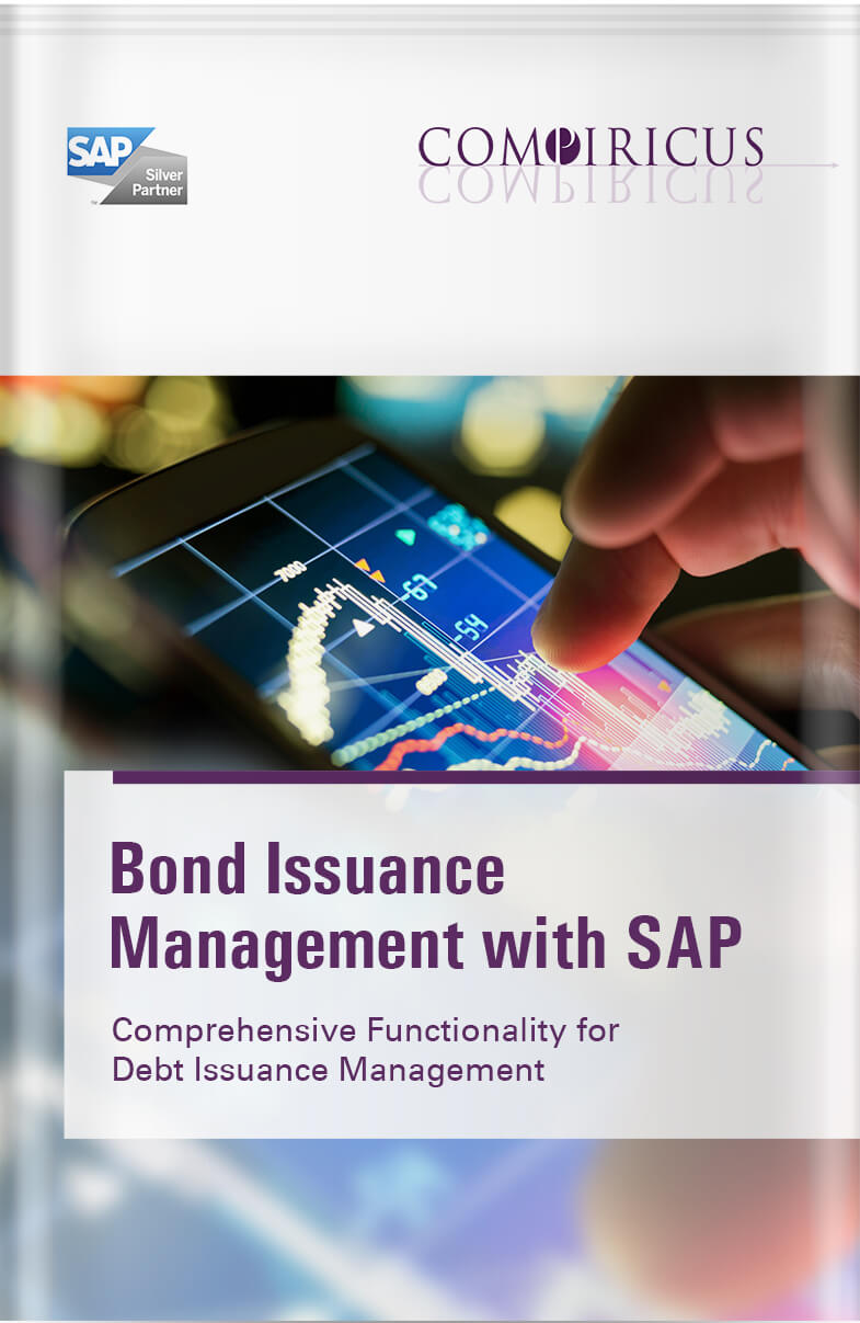 Bond Issuance Management with SAP TRM • COMPIRICUS